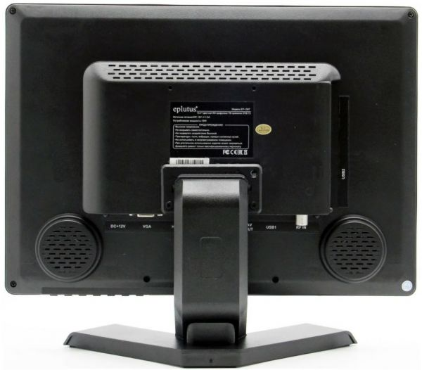 Цифровой телевизор Eplutus EP-158T DVB-T2, DVB-C