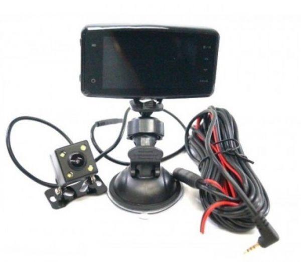 Автомобильный видеорегистратор Eplutus EP-921 WiFi двухкамерный