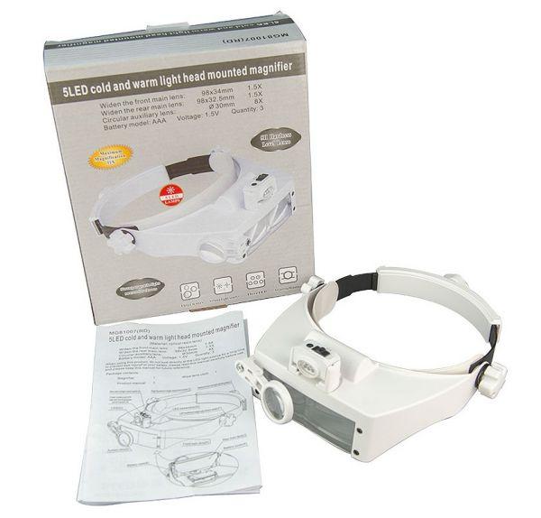Бинокулярные очки MG81007-RD