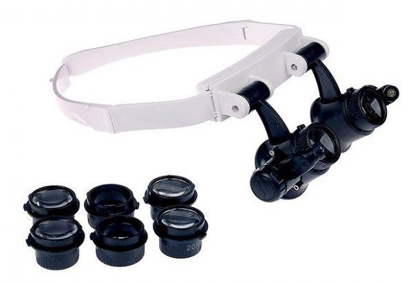 Бинокулярные очки (Лупа) NGY TH-9202