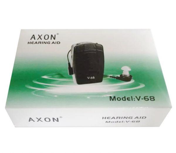Усилитель звука Axon V-68 карманный