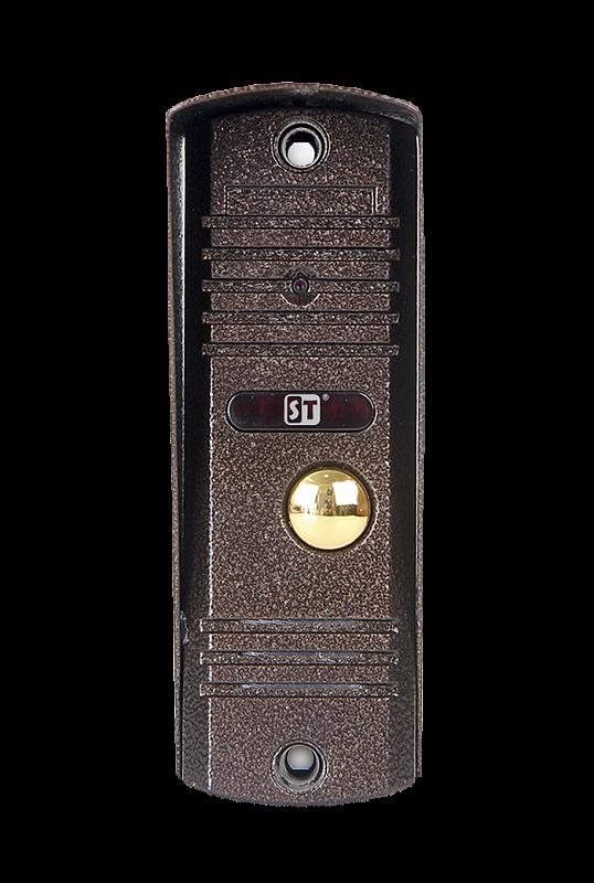 Вызывная панель для домофона ST-P102 (МЕДЬ) ВЕРСИЯ 2