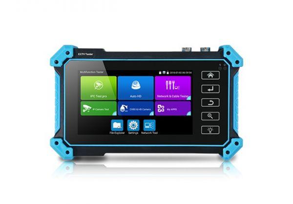 Тестер систем видеонаблюдения AVT IPTEST 5100 Plus