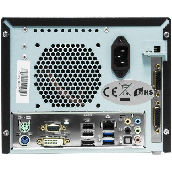 Регистратор для видеонаблюдения TRASSIR MiniNVR Hybrid 18