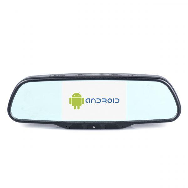 Автомобильный Видеорегистратор TrendVision aMirror на Android