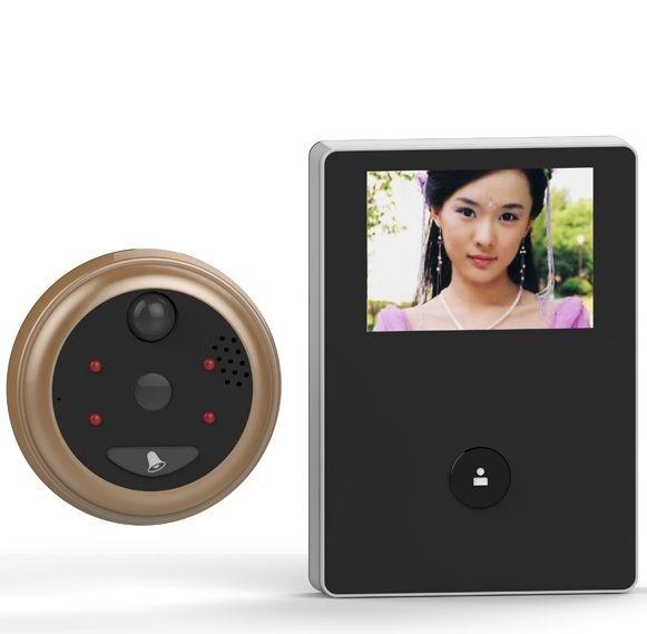 Wi-Fi видеоглазок VDP-300P