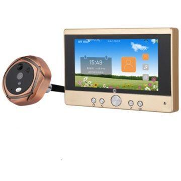 Дверной видеоглазок с датчиком движения VDP 402
