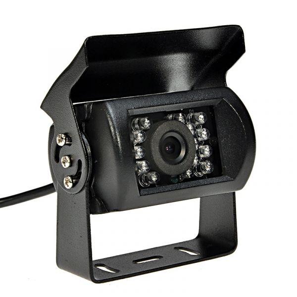 Камера заднего вида для грузовиков и коммерческого транспорта