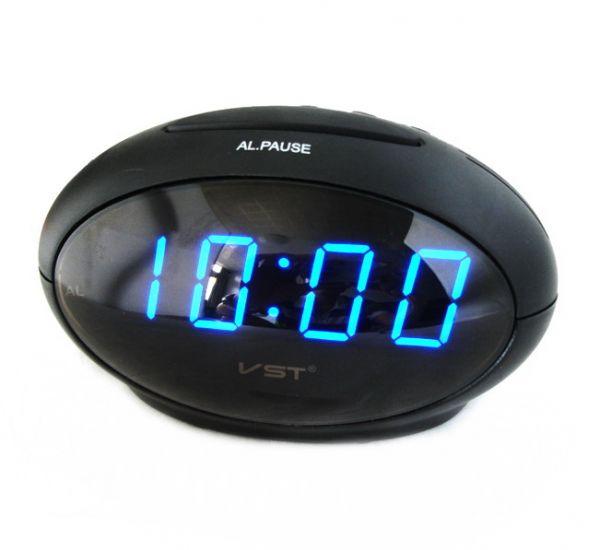 Электронные часы VST-711-5 (синий)