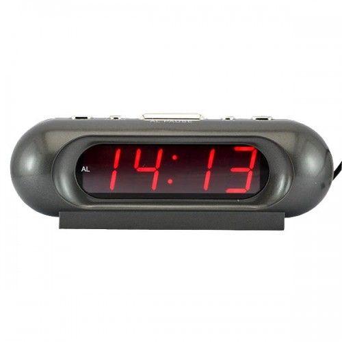 Электронные часы VST 716-1 (красный)