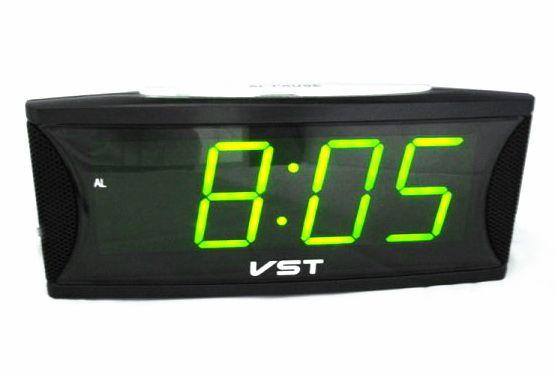 Электронные часы VST 719-2 (ярко зеленый)