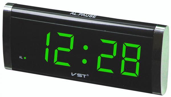 Электронные часы VST 730-2 (ярко зеленый)