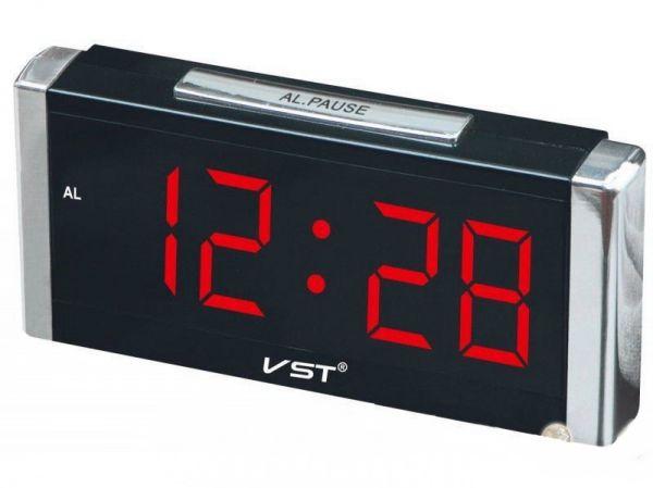 Электронные часы VST 731-1 (красный)