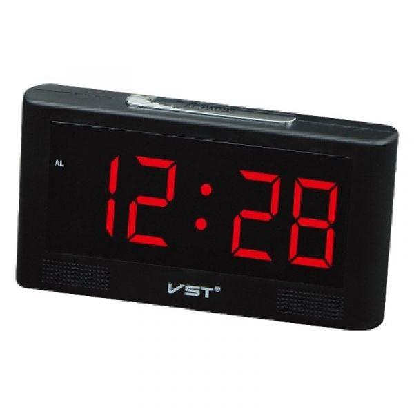 Электронные часы VST 732-1 (красный)