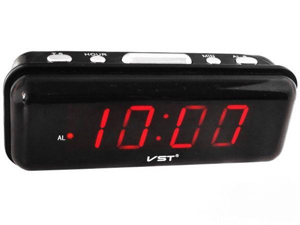 Электронные часы VST 738-1 (красный)