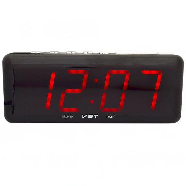 Электронные Часы VST 762-1 (Красный)