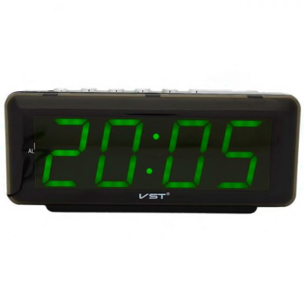 Электронные Часы VST 762-2 (ярко зеленый)