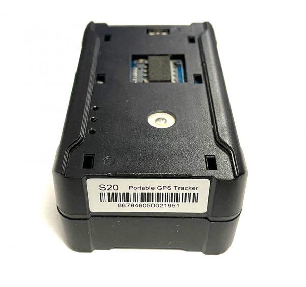GPS трекер на магните WanWayTech S20 5800 mAh