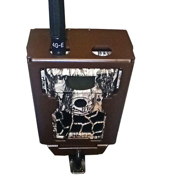Защитный короб для Фотоловушки Егерькам Охотник SiFar Металл