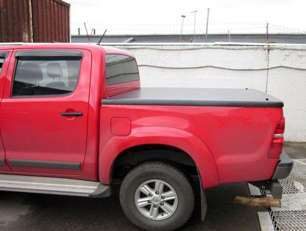 Пластиковая крышка KRAMCO Toyota Hilux VII Vigo