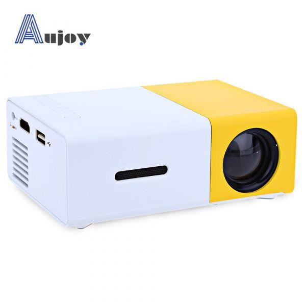 Проектор LED Aujoy YG-300