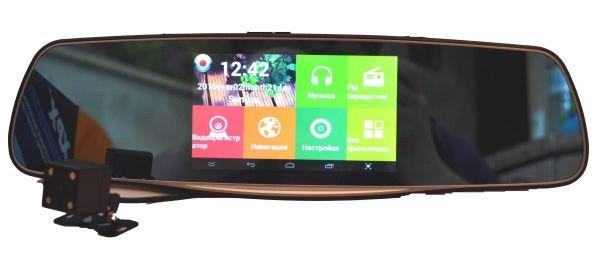 Автомобильный видеорегистратор XPX ZX827 на Android с GPS